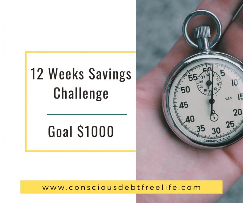 saving challenge