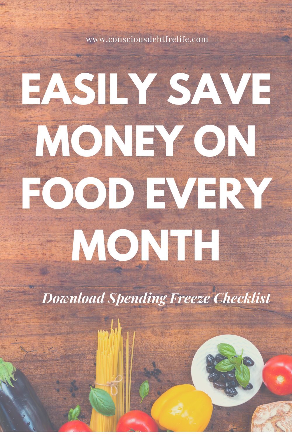 Easily Save Money on Food Every Month