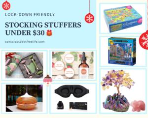 Stocking Stuffers Gifts under $30