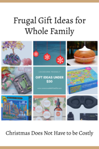Gifts under $30 for Christmas