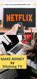 tv to money