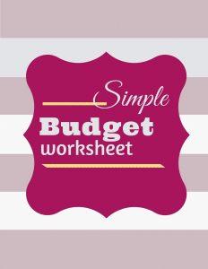 502030budget worksheet