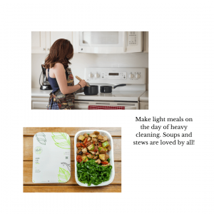 Cook easy meals