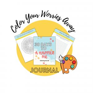 30days to happier me journal