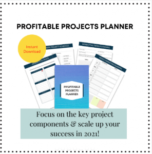Profitable Project Planner