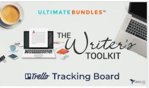 Trello Board for Writer's Toolkit