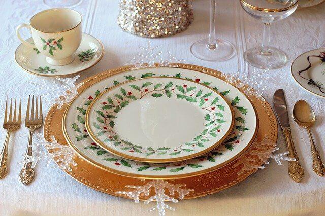 dining plates