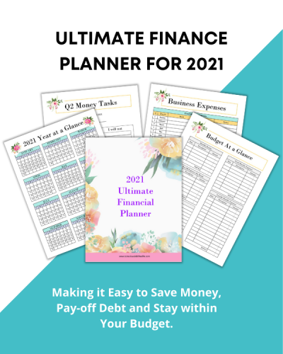 Ultimate Financial Planner for 2021