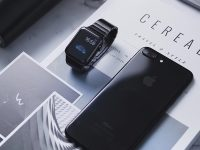 Iphone and Smart watch